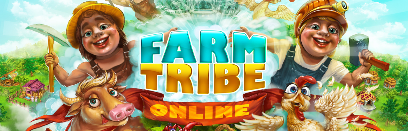Farm Tribe: Floating Island
